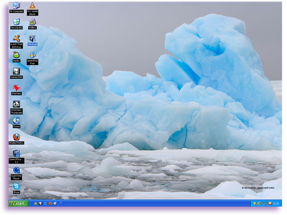 rotate desktop wallpaper 580x434