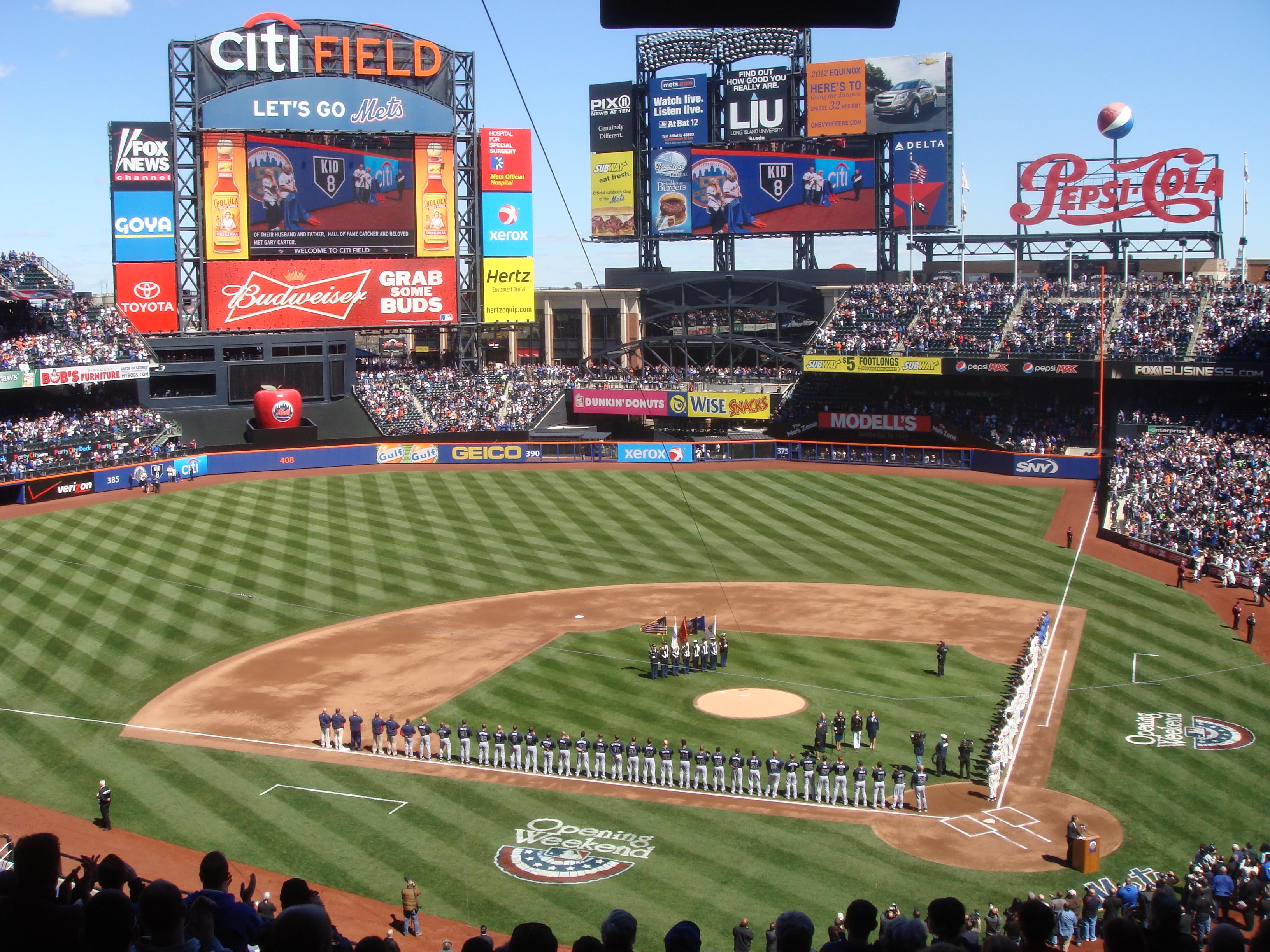 2012 Citi Field   New York Mets   The Happy Recap   New York Mets 3264x2448