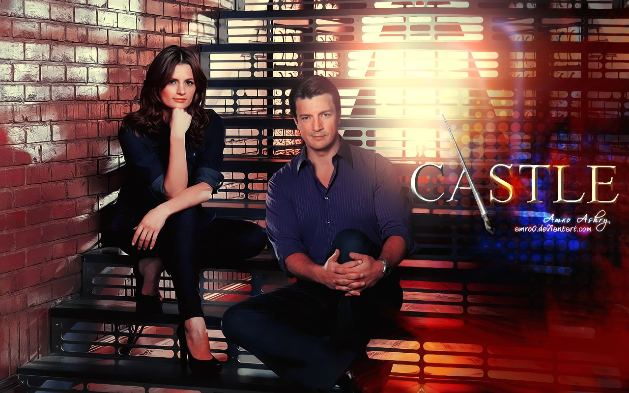 castle tv show Castle Tv Show wallpapers castle tv show 1280x800
