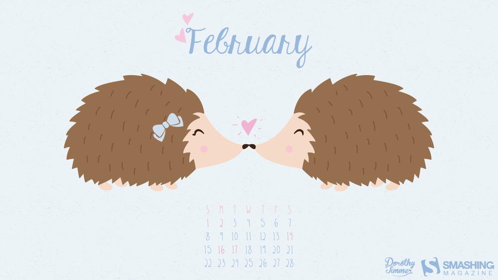 Desktop Wallpaper Calendars February 2015 Desktop Calendars 1000x562