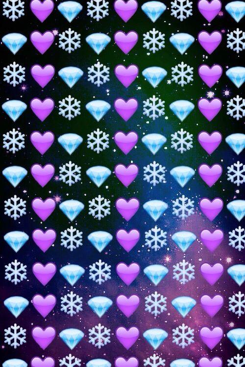 Emoji Backgrounds Emoji backgrounds Pinterest Emoji Wallpaper 500x750
