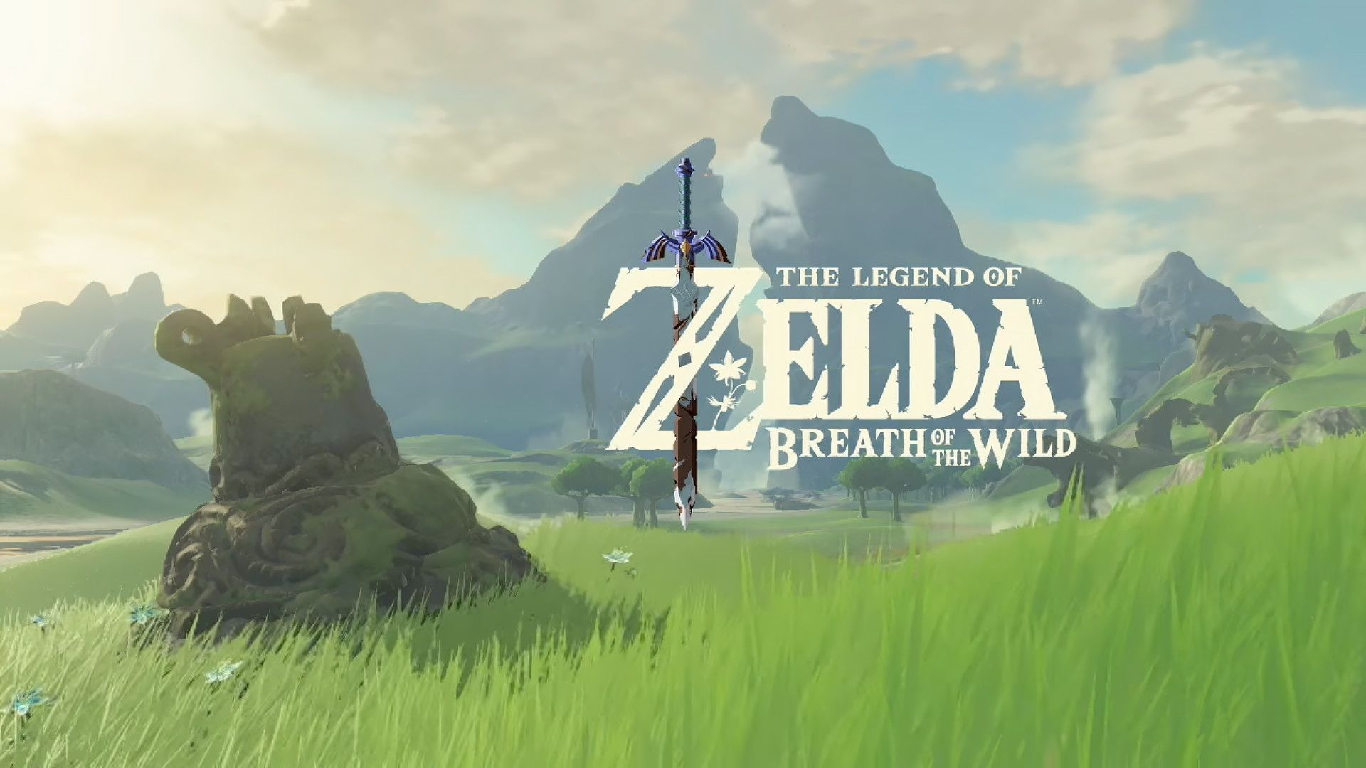 54 The Legend Of Zelda Breath Of The Wild Hd Wallpapers On