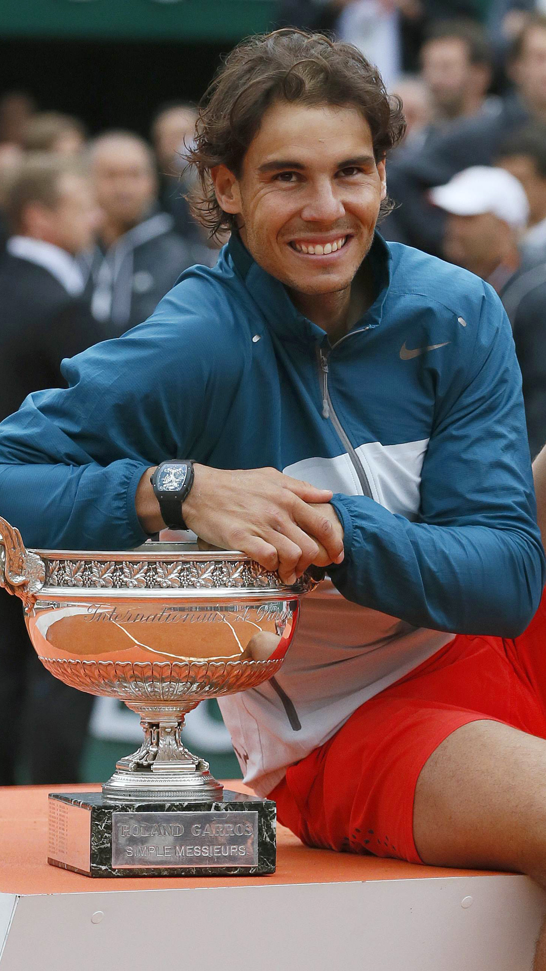 New Rafael Nadal Wallpapers Download High Quality HD Images 1080x1920