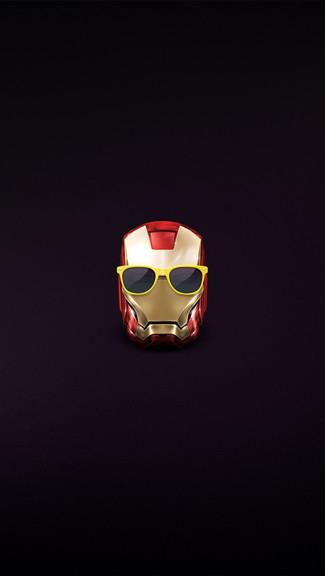 Cool Iron Man iPhone 5C 5S wallpaper 325x576