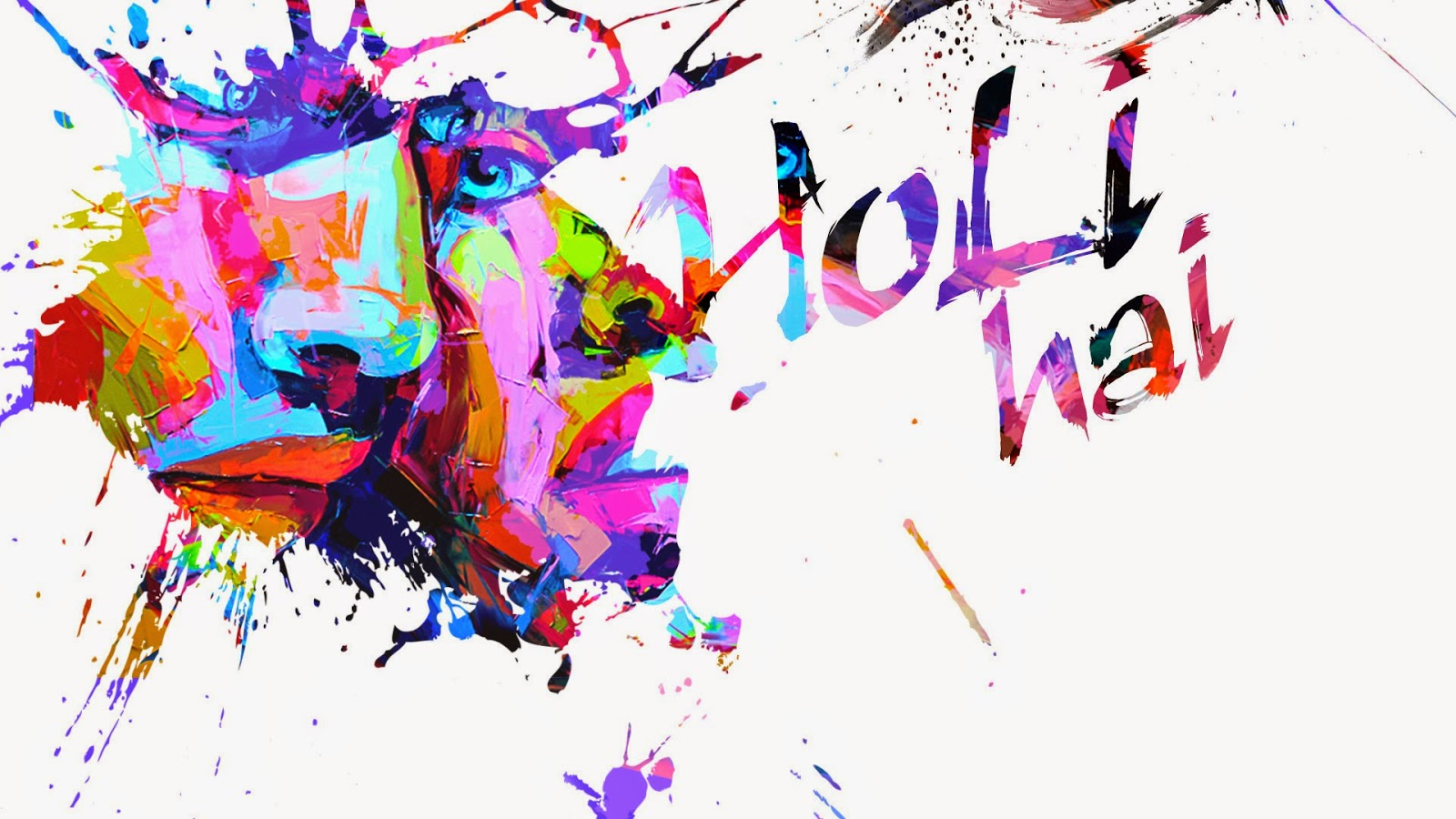 Holi Wallpapers Holi WallpapersDownload Holi 1600x900