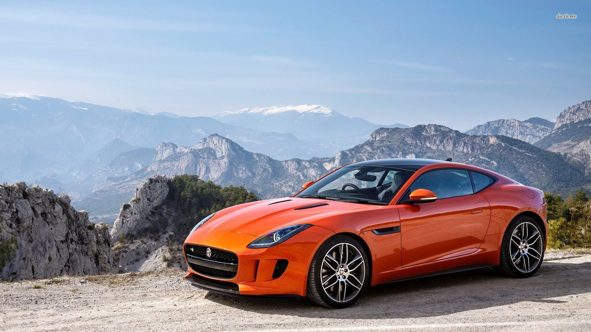 Jaguar F Type Coupe wallpaper 1280x800 Jaguar F Type Coupe wallpaper 1920x1080