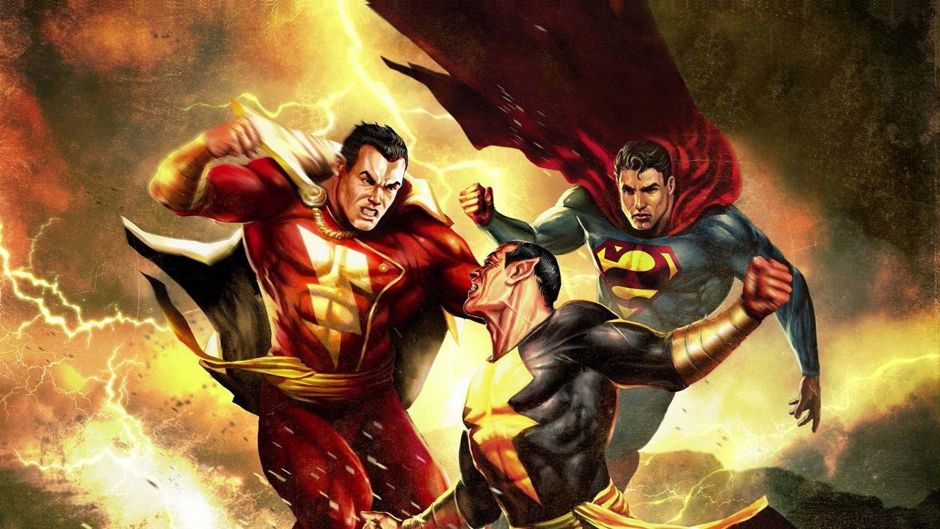 Shazam Wallpapers   Top Shazam Backgrounds   WallpaperAccess 1920x1080