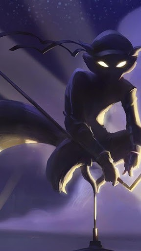 Sly Cooper Thieves in Time LWP App for Android 288x512