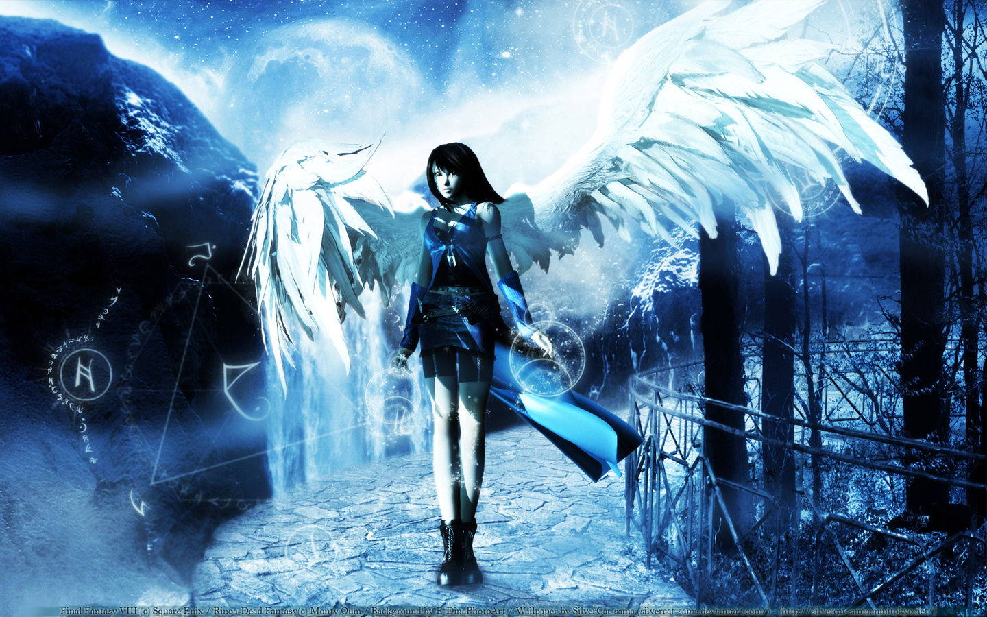 Final Fantasy VIII Rinoa Heartilly wallpaper 1440x900 101564 1440x900