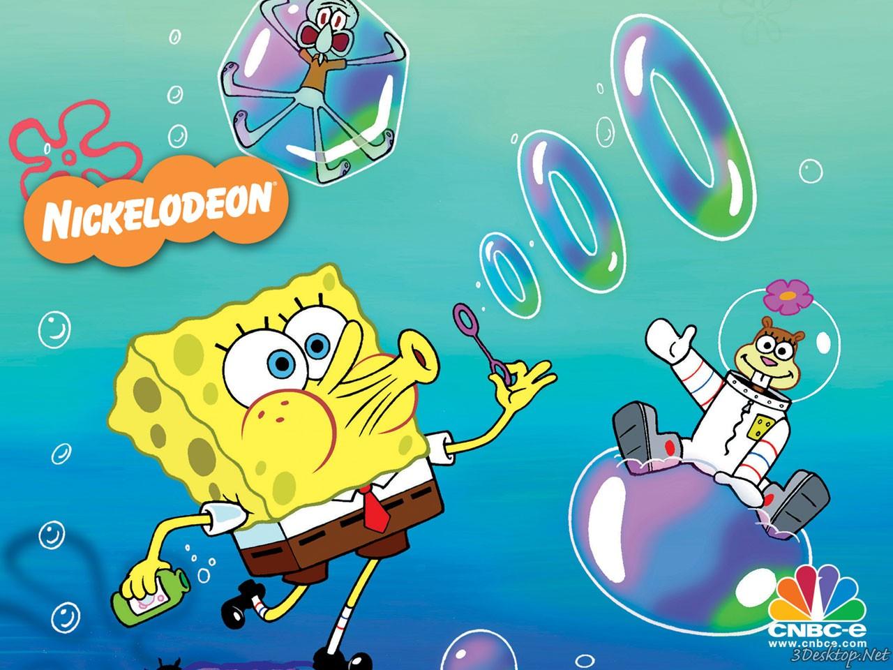 TV Show   Spongebob Squarepants Spongebob Wallpaper 1280x960