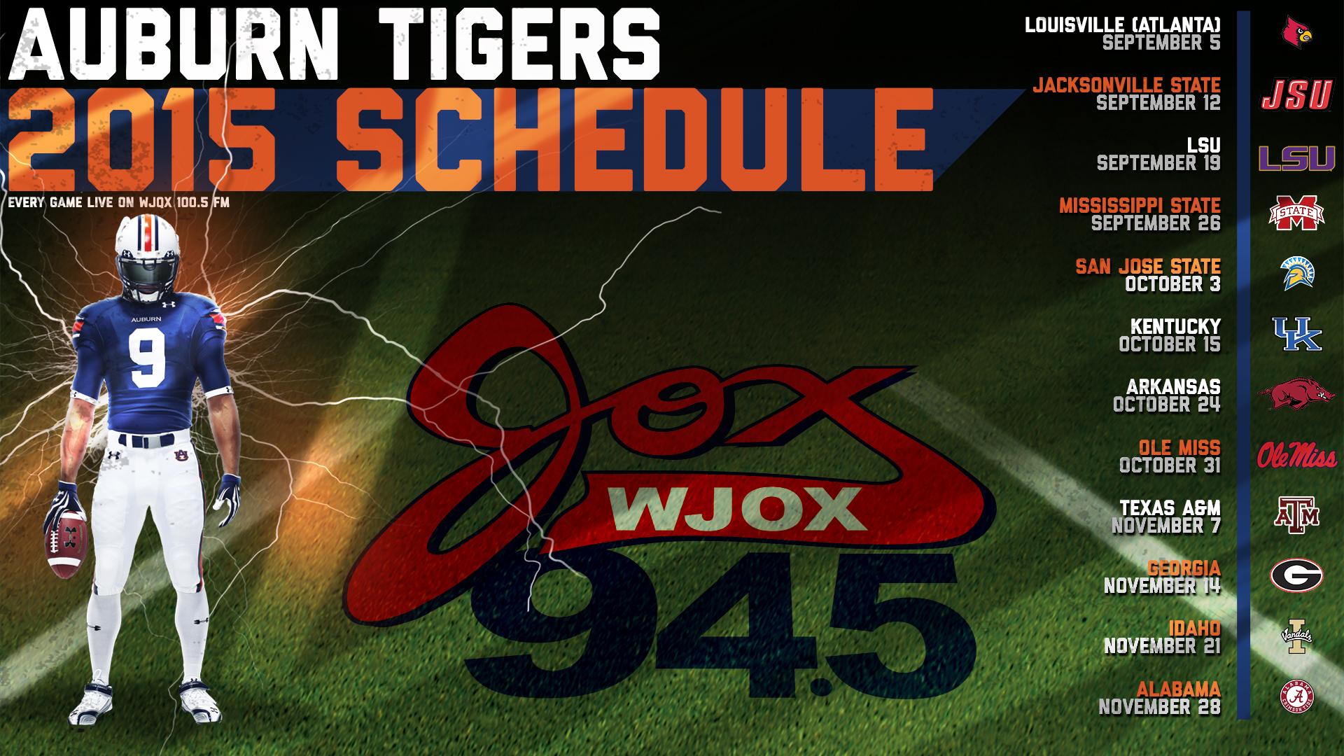 SEC Media Days 2015 WJOX FM 1920x1080