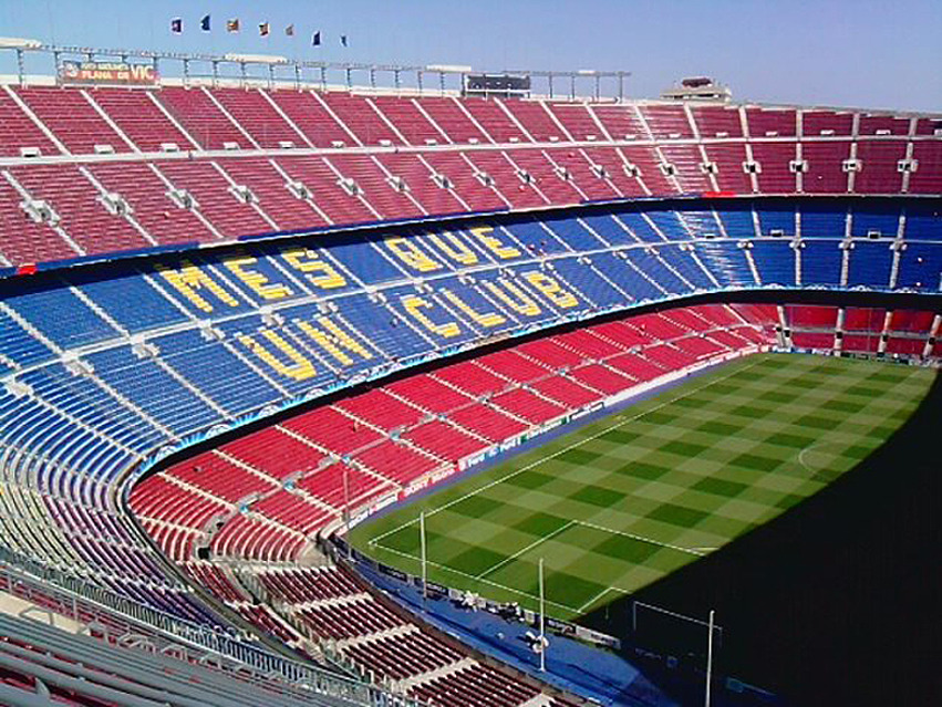 Camp Nou HD Images 851x639