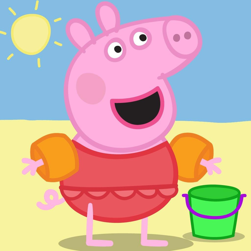 Download Peppa Pig Wallpapers HD for android Peppa Pig Wallpapers HD 1024x1024
