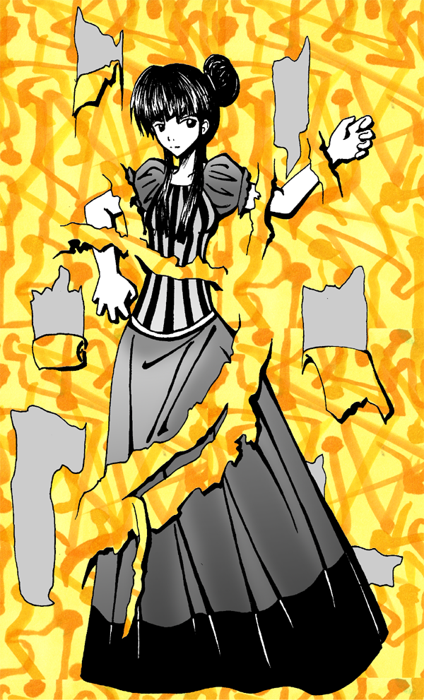Pin The Yellow Wallpaper Quotes Fever 600x991