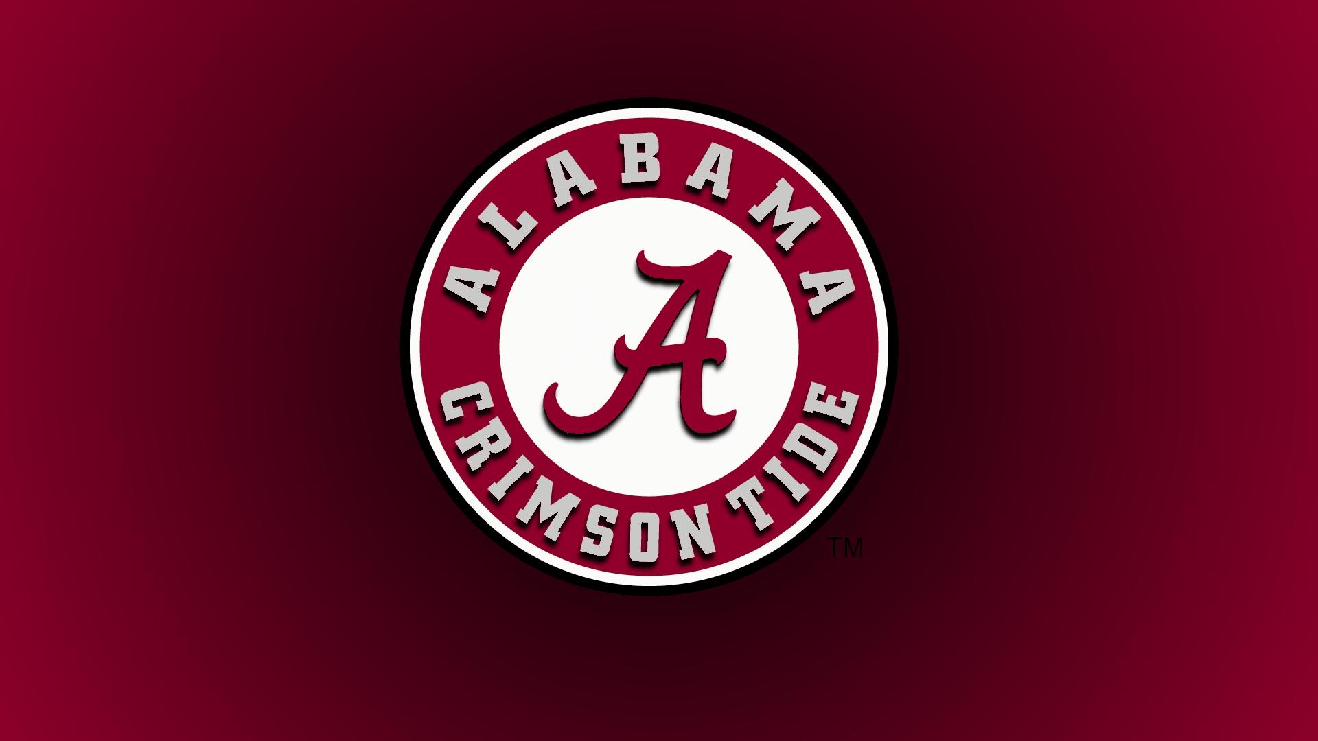 Gallery of crimson alabama roll tide logo 1920x1080