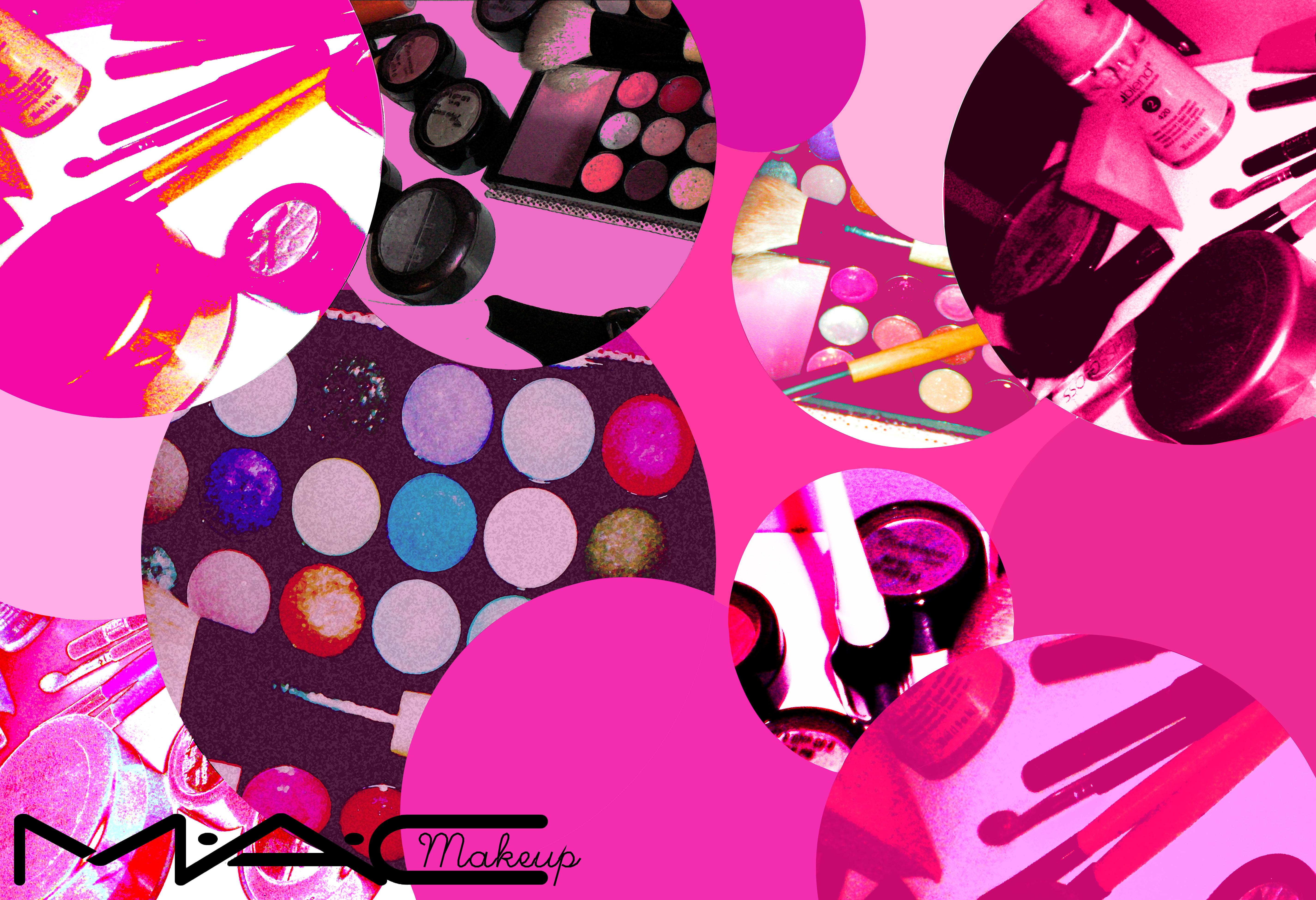 Iphone wallpaper tumblr makeup - Pink Makeup Background Modes Of The Makeup And