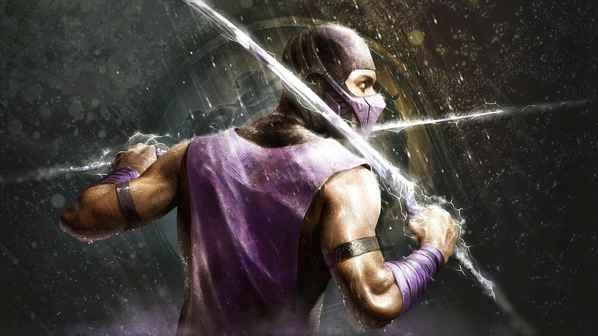 Mortal Kombat Scorpion HD Wallpaper 1920x1080