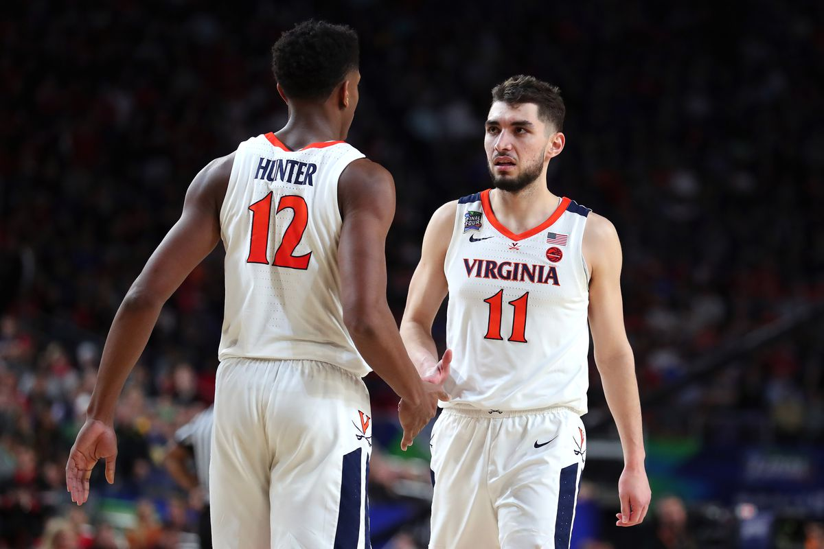 Ty Jerome and DeAndre Hunter are playing with us on social media 1200x800