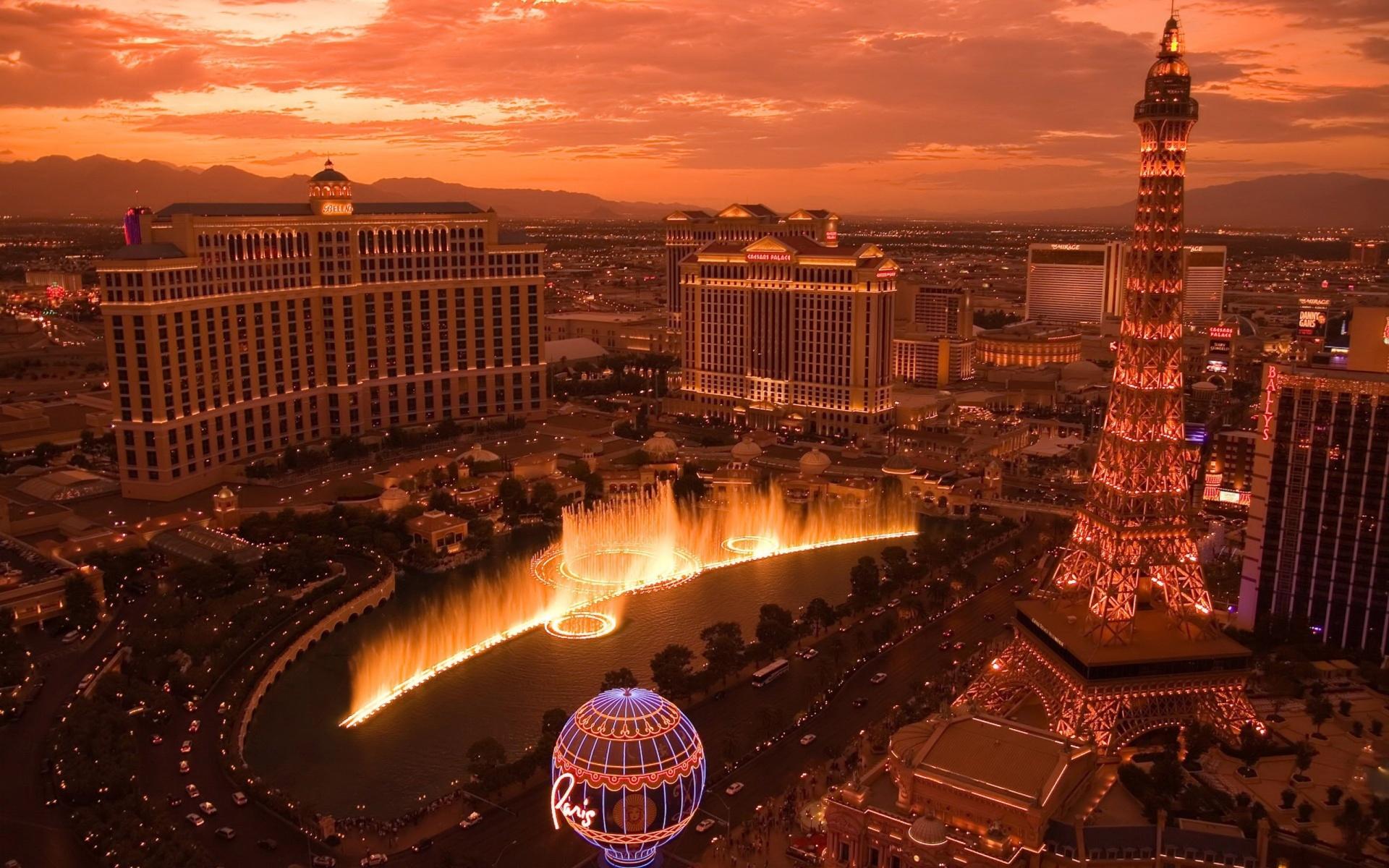 download Las Vegas Strip Wallpaper 1920x1200 [1920x1200] for 1920x1200