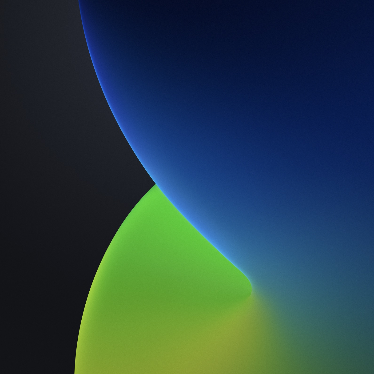 iOS 14 wallpapers for iPhone iPad 1590x1590
