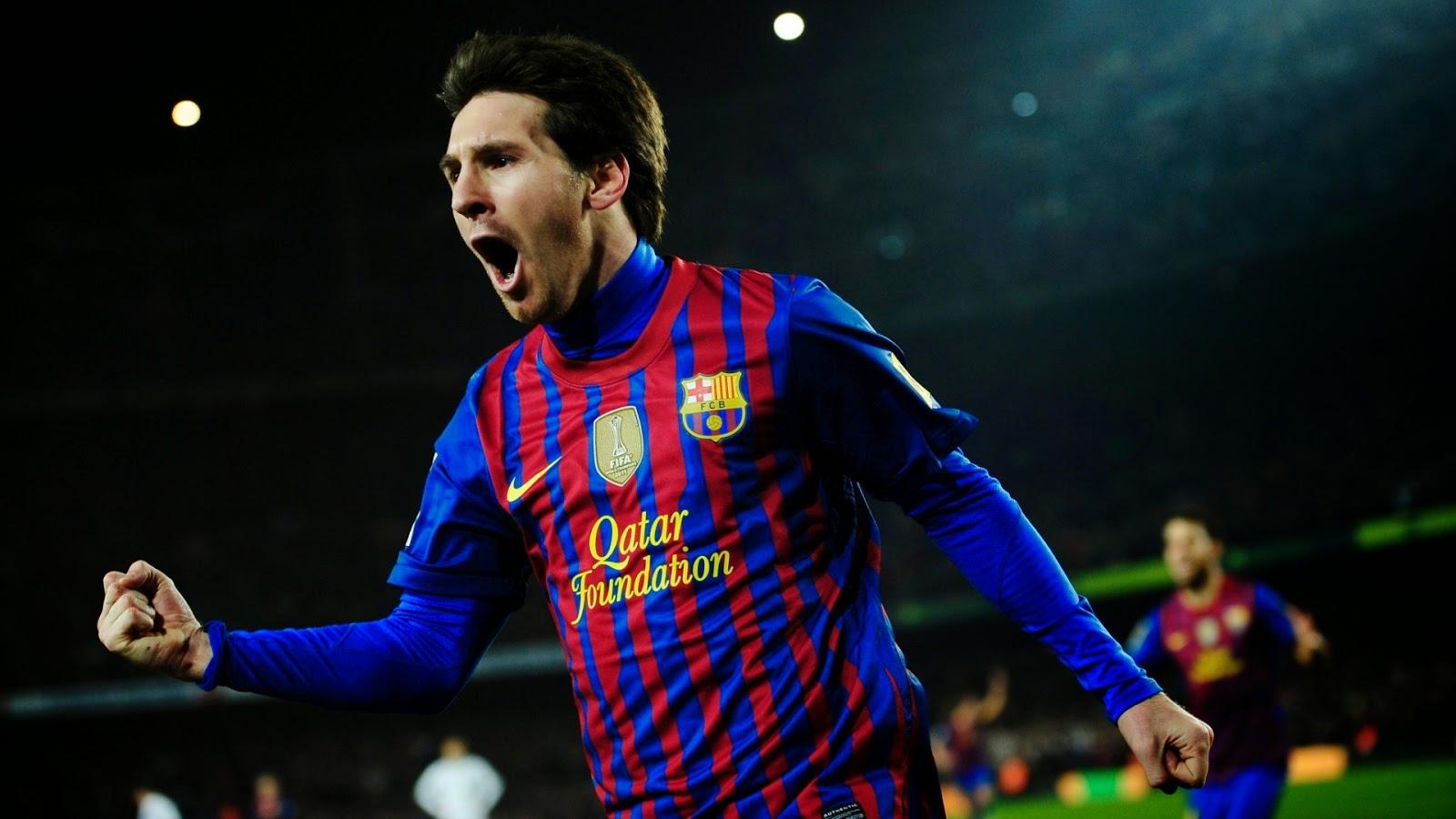 Lionel Messi Full Size Hd: Wallpaper Full HD Messi