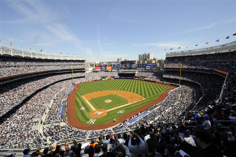 New York Yankees Yankee Stadium 800x532