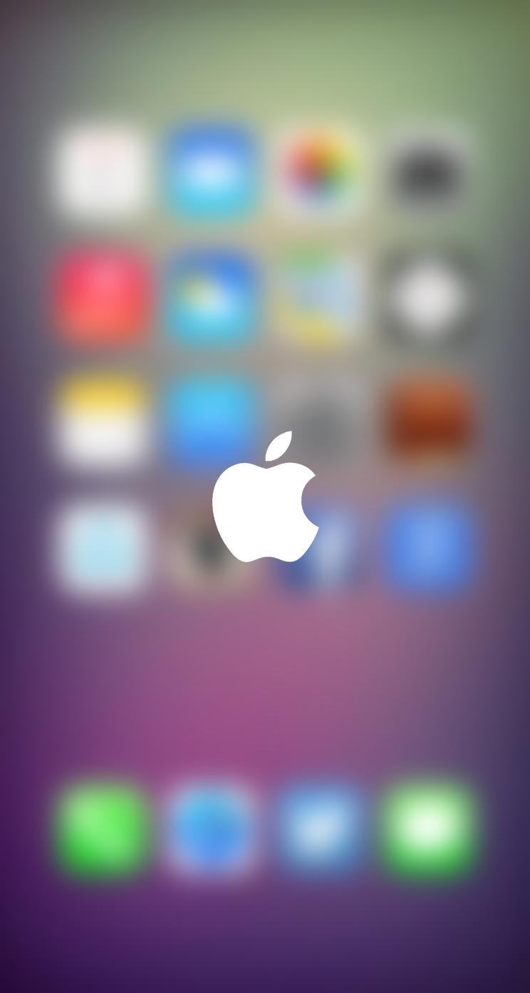 50 Iphone Lock Screen Wallpaper Blurry On Wallpapersafari
