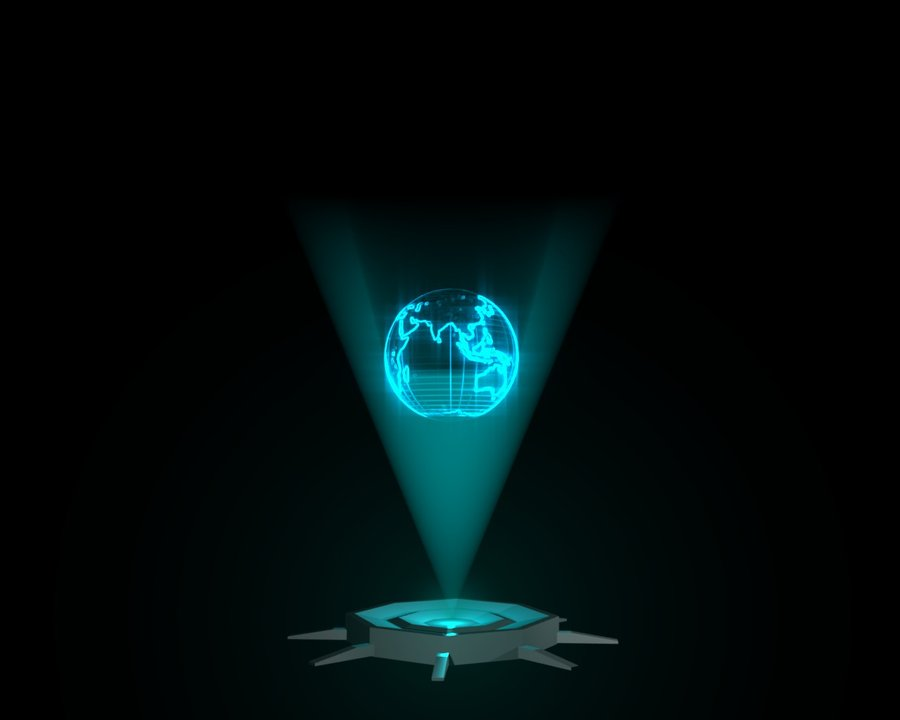 46+] 3D Hologram Wallpaper on WallpaperSafari