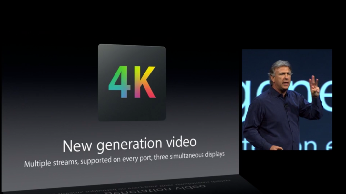 We might not see a 51202880 pixel iMac but 4K displays this year 704x396