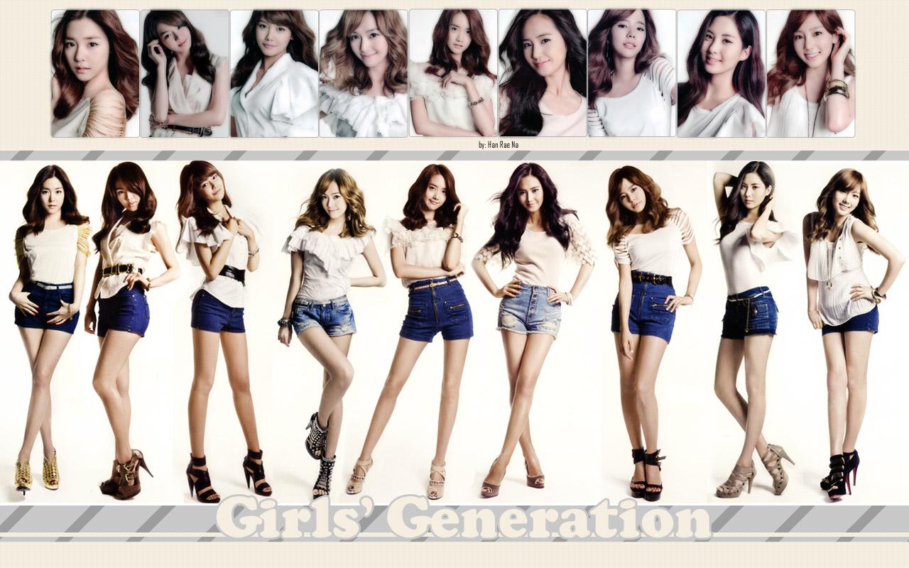 SNSD Korean Girls Group KPOP HD Wallpaper 2015 K POP Wallpapers 1280x800