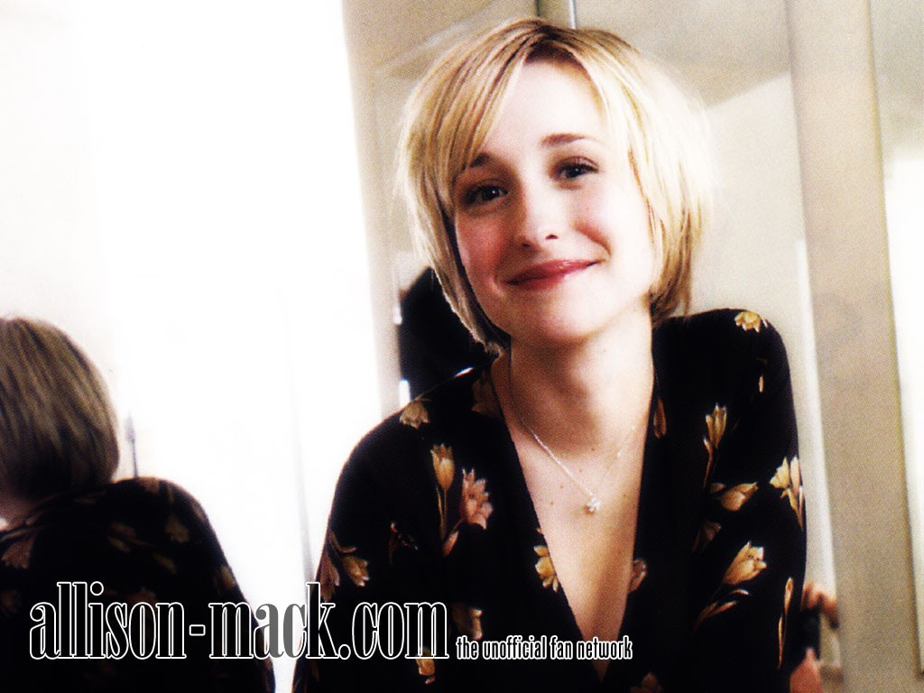 Allison Mack   Allison Mack Wallpaper 178570 1024x768