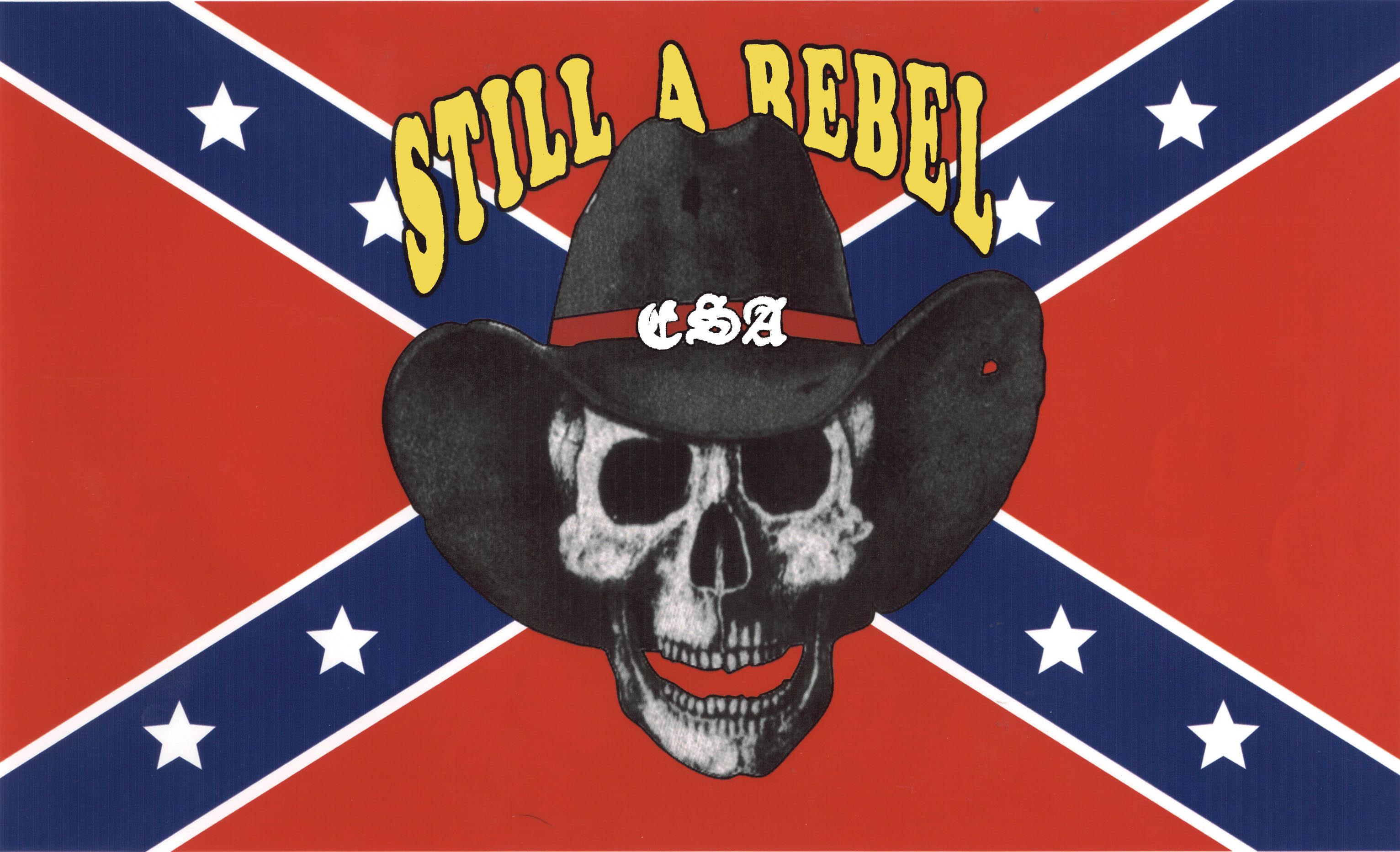 Group Of Redneck Flag Wallpaper Rebel