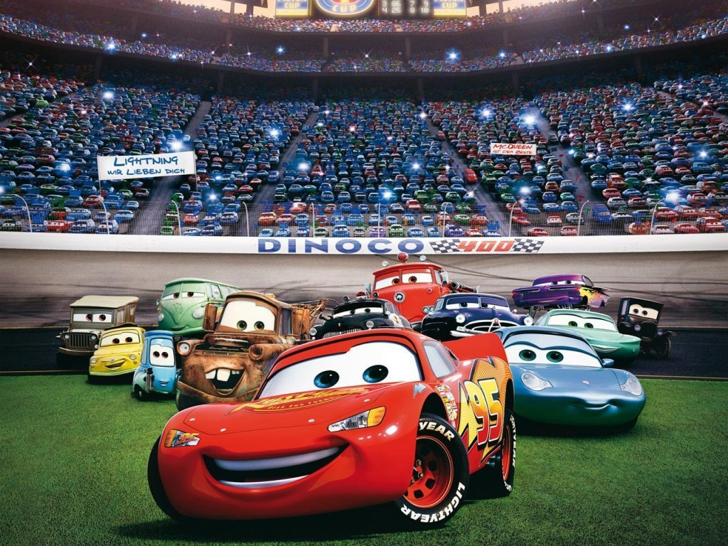 Disney Cars wallpaper   Disney Pixar Cars Wallpaper 13374836 1024x768