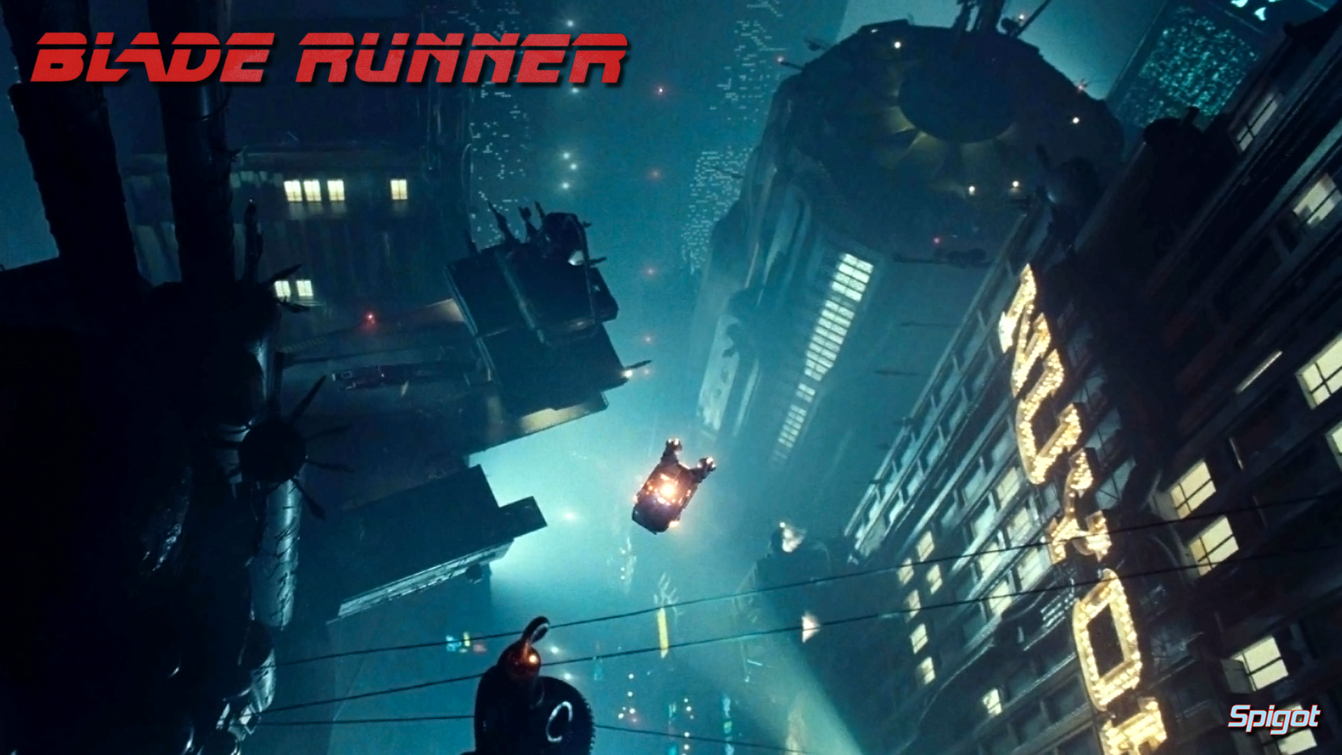 Blade Runner Wallpapers George Spigots Blog 1920x1080