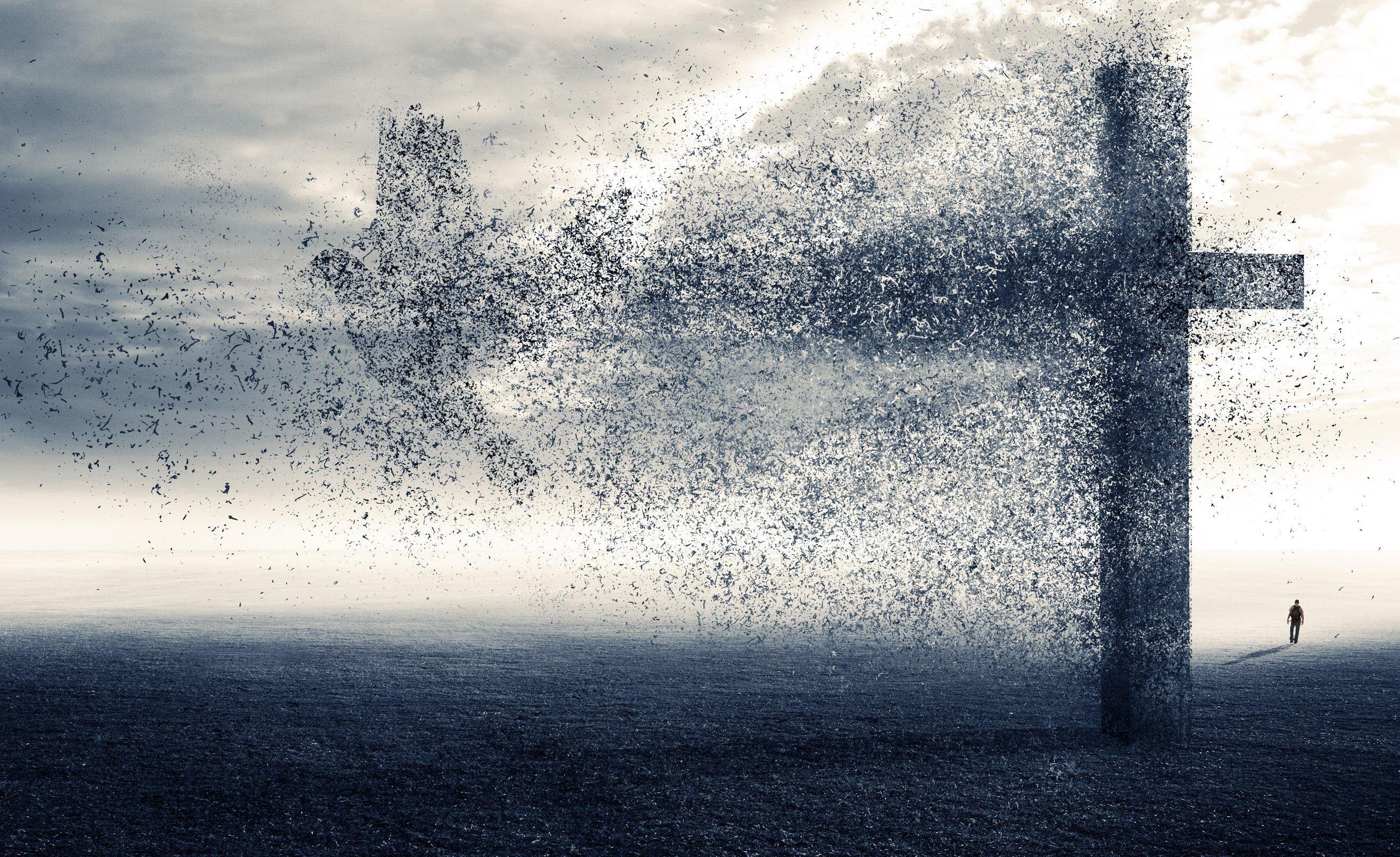 Restoring My Faith In God Cross wallpaper Jesus on the cross 2631x1611