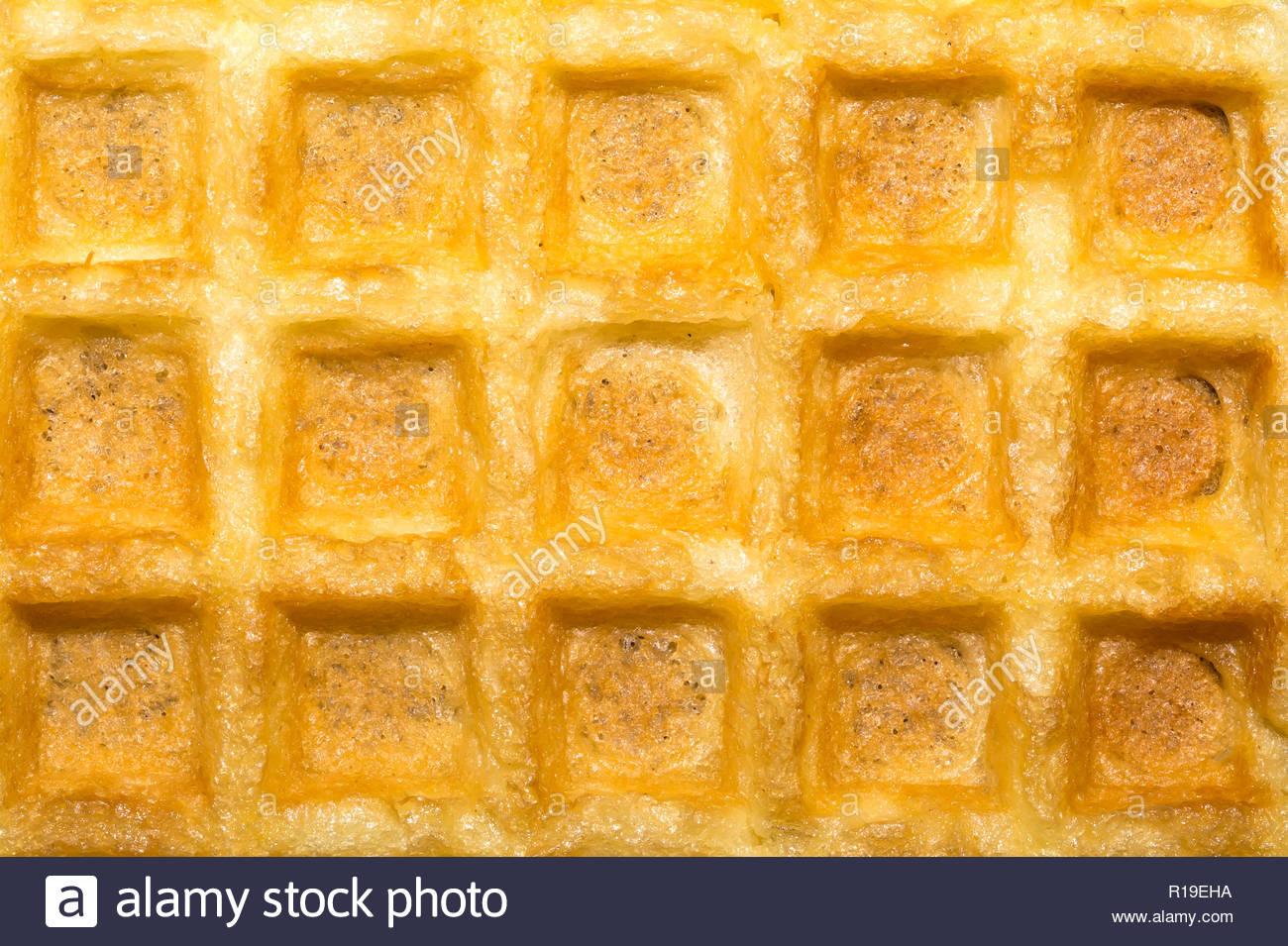 Sweet toast belgian waffle texture background Stock Photo 1300x955