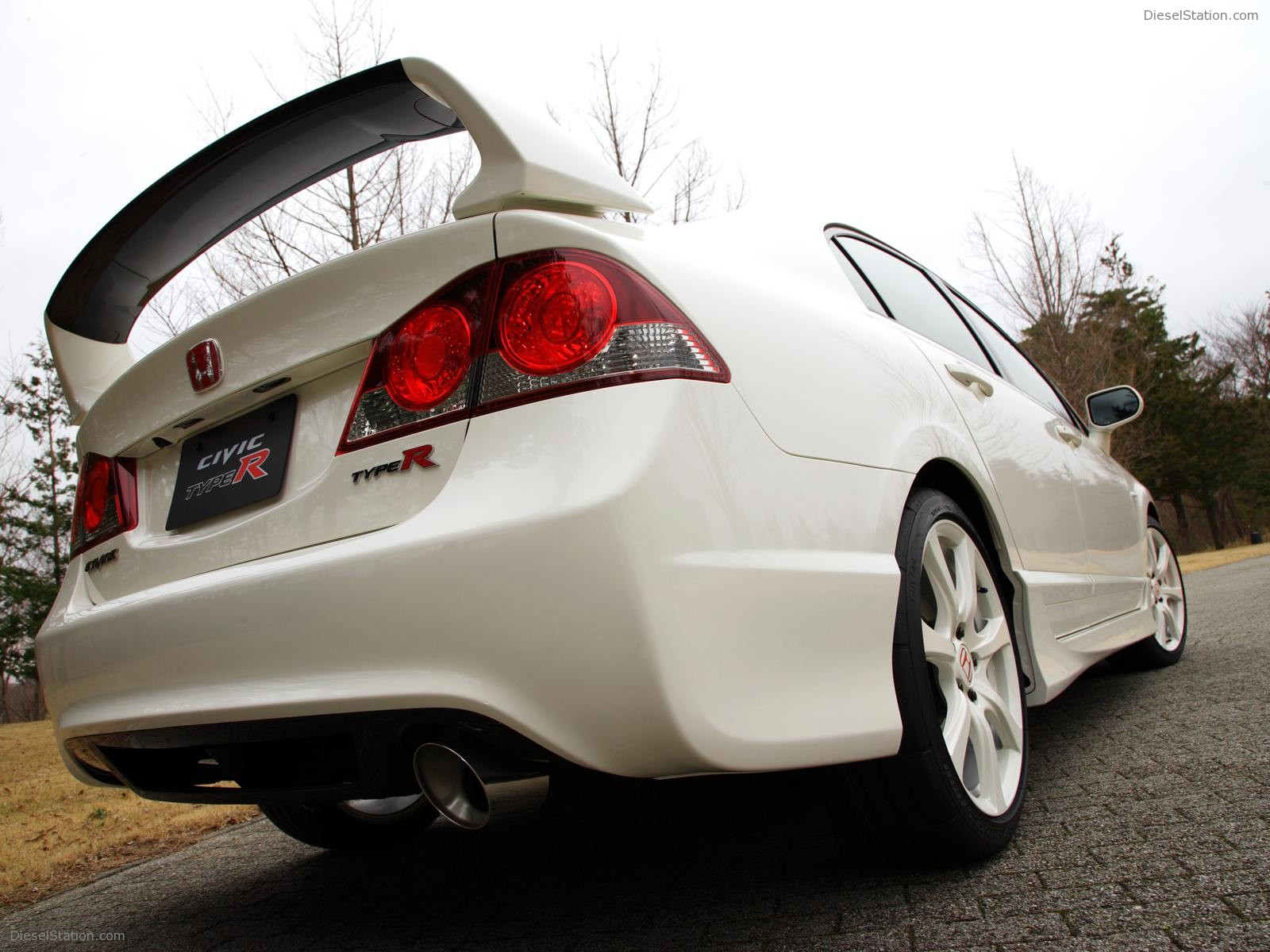 Honda Civic Type R Wallpapers Exotic Car Wallpapers 14 of 1600x1200