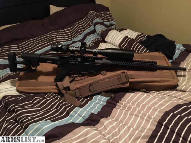 ARMSLIST   For Sale Ruger Precision Rifle 308 640x480