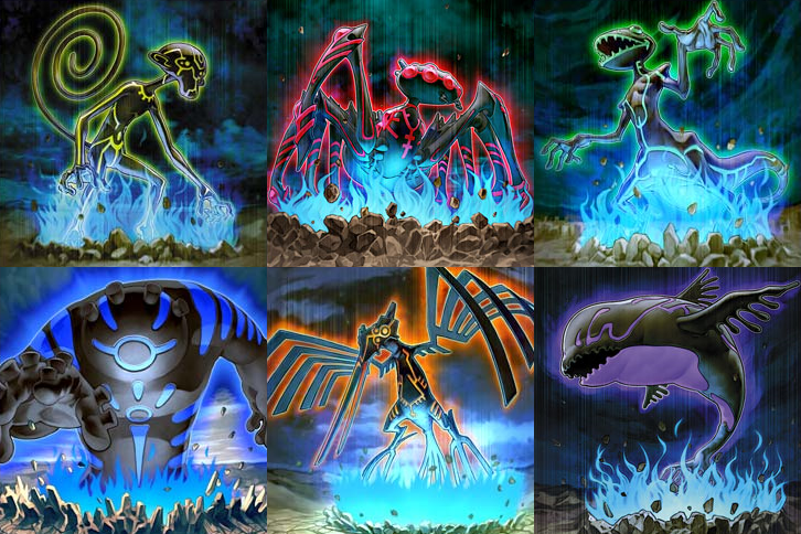 Earthbound Immortals wallpaper 726x484