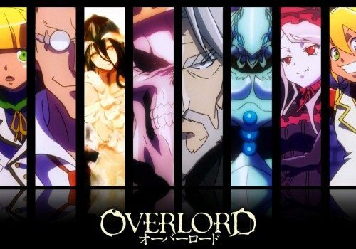 Overlord Anime Wallpaper 500x350