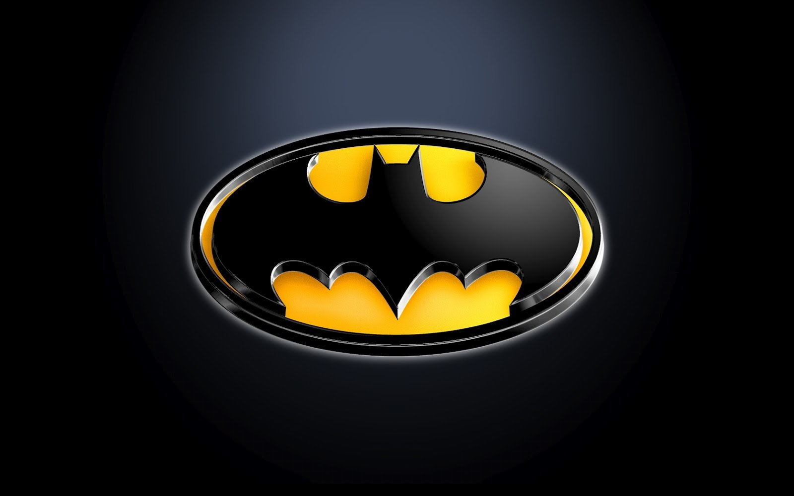 Batman Logo Wallpaper Hd Wallpapersafari