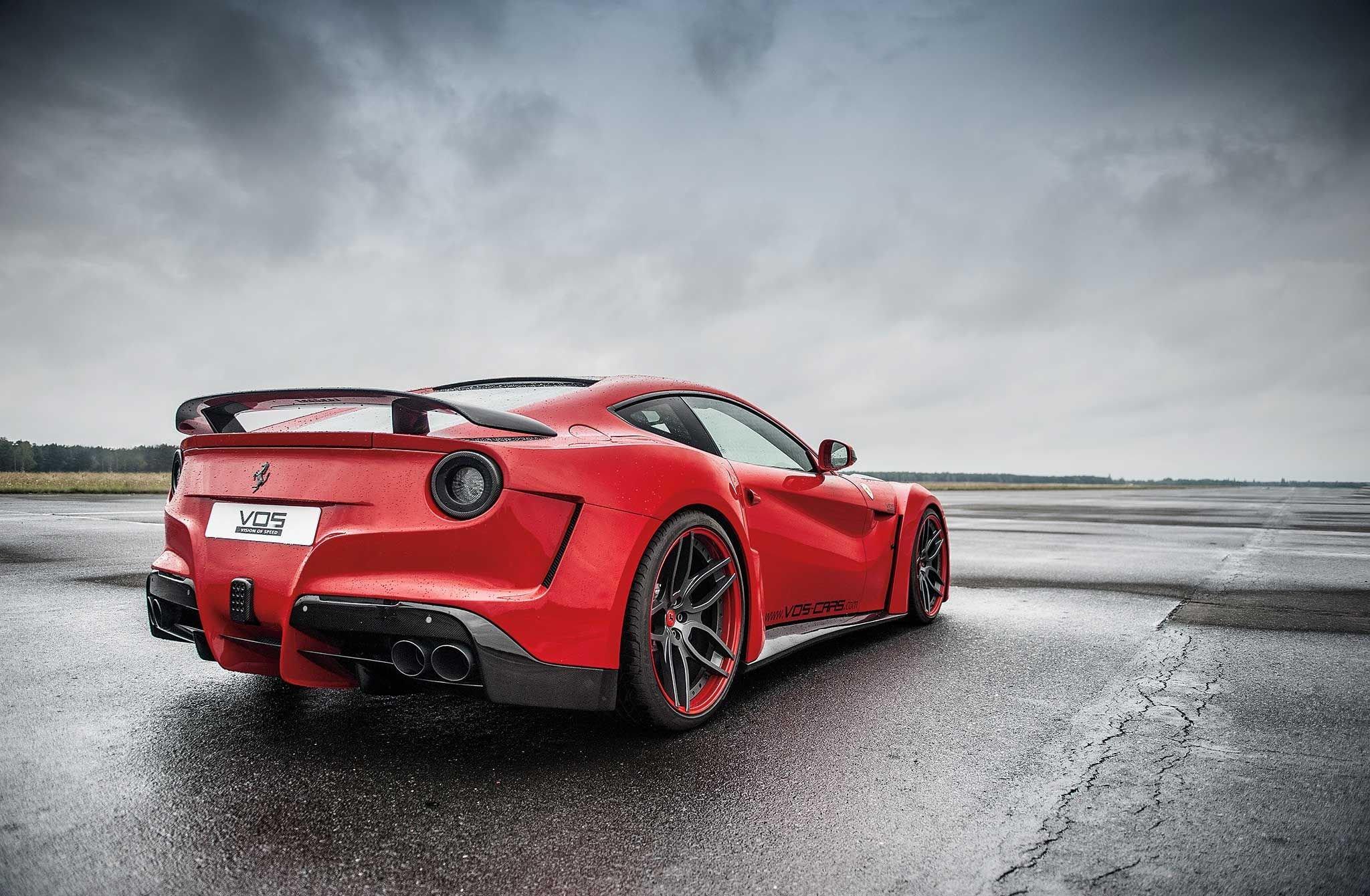 Novitec N Largo Ferrari F12 berlinetta bodykit tuning 2015 2048x1340