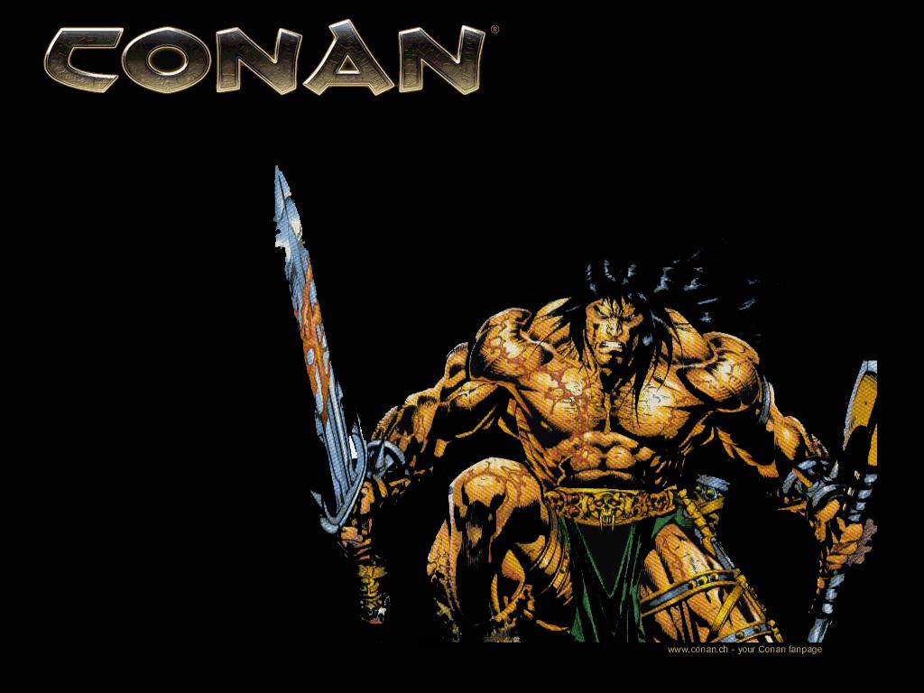 Conan Wallpaper 1024x768 Conan 1024x768