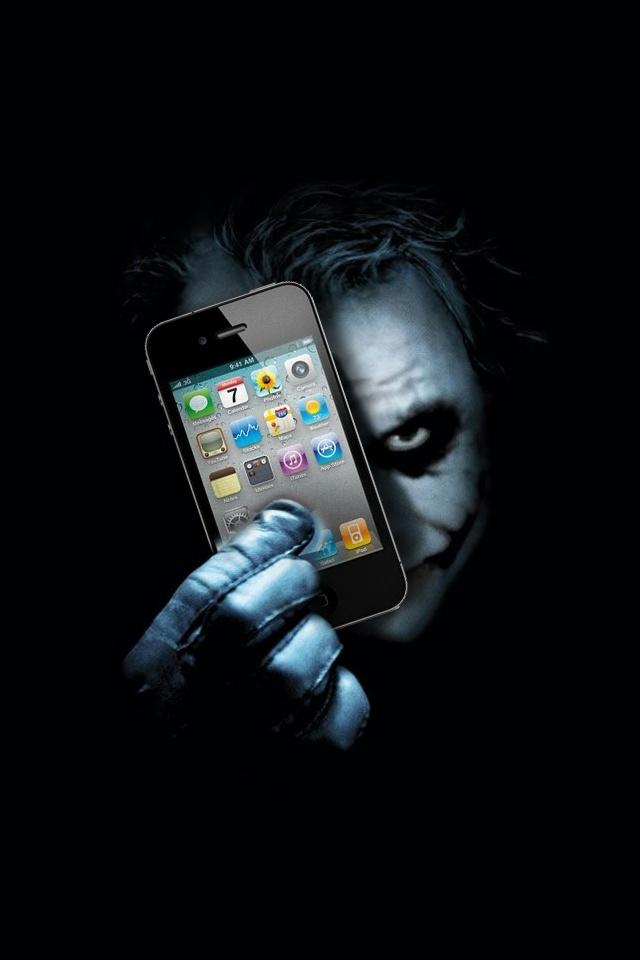 Jokers iPhone 4S iPhone 4 Wallpaper and iPhone 4S Wallpaper 640x960