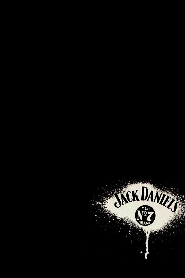 Jack Daniels No7 HD Wallpaper for iphone 4iphone 4S   Download 640x960