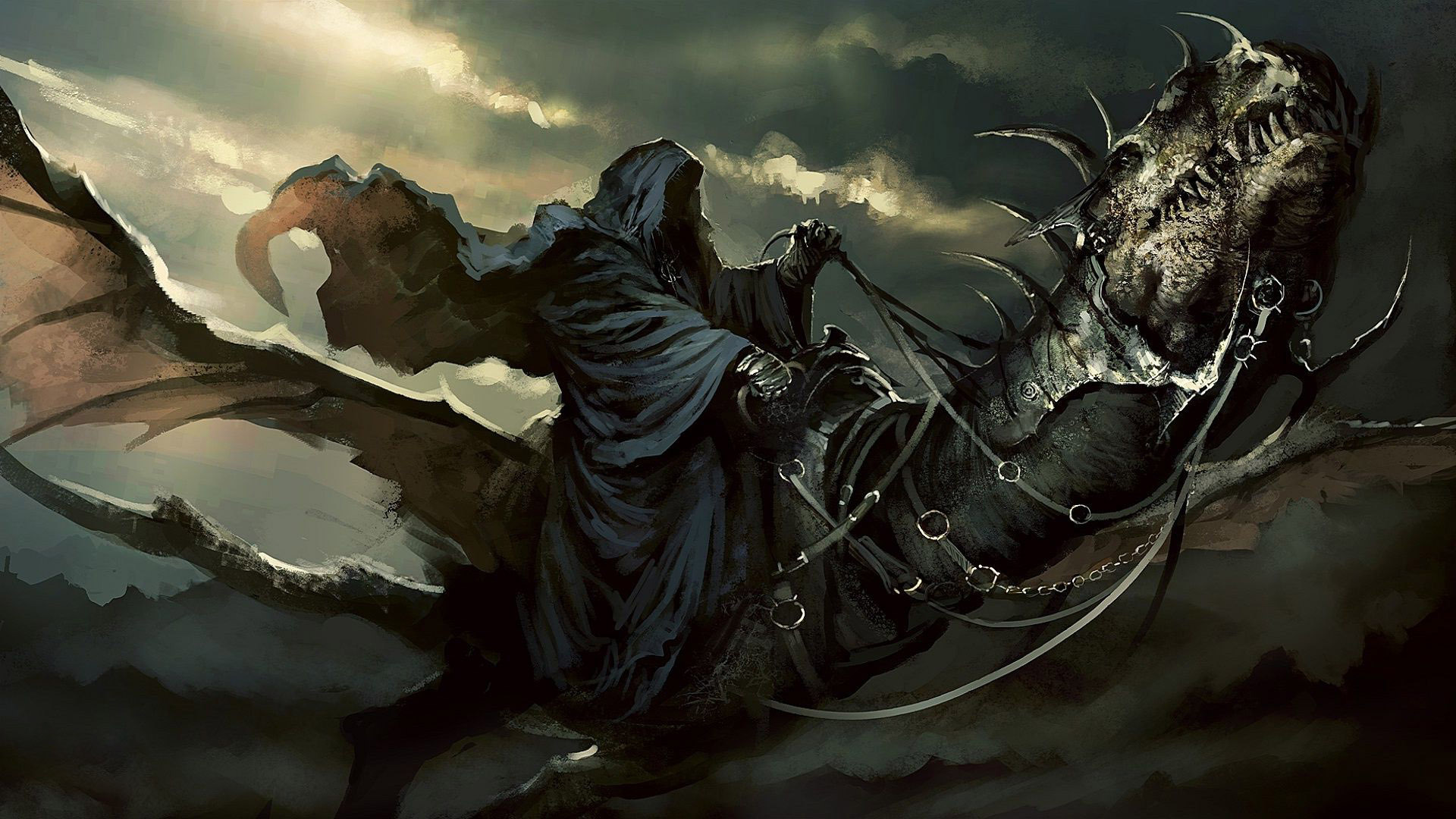 Lord of the Rings Nazgul wallpaper 18465 1920x1080