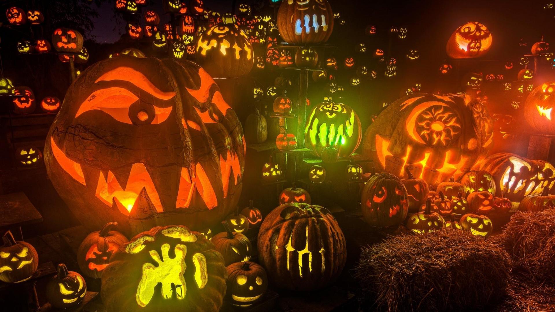 50 Halloween Hd Wallpapers 1080p On Wallpapersafari