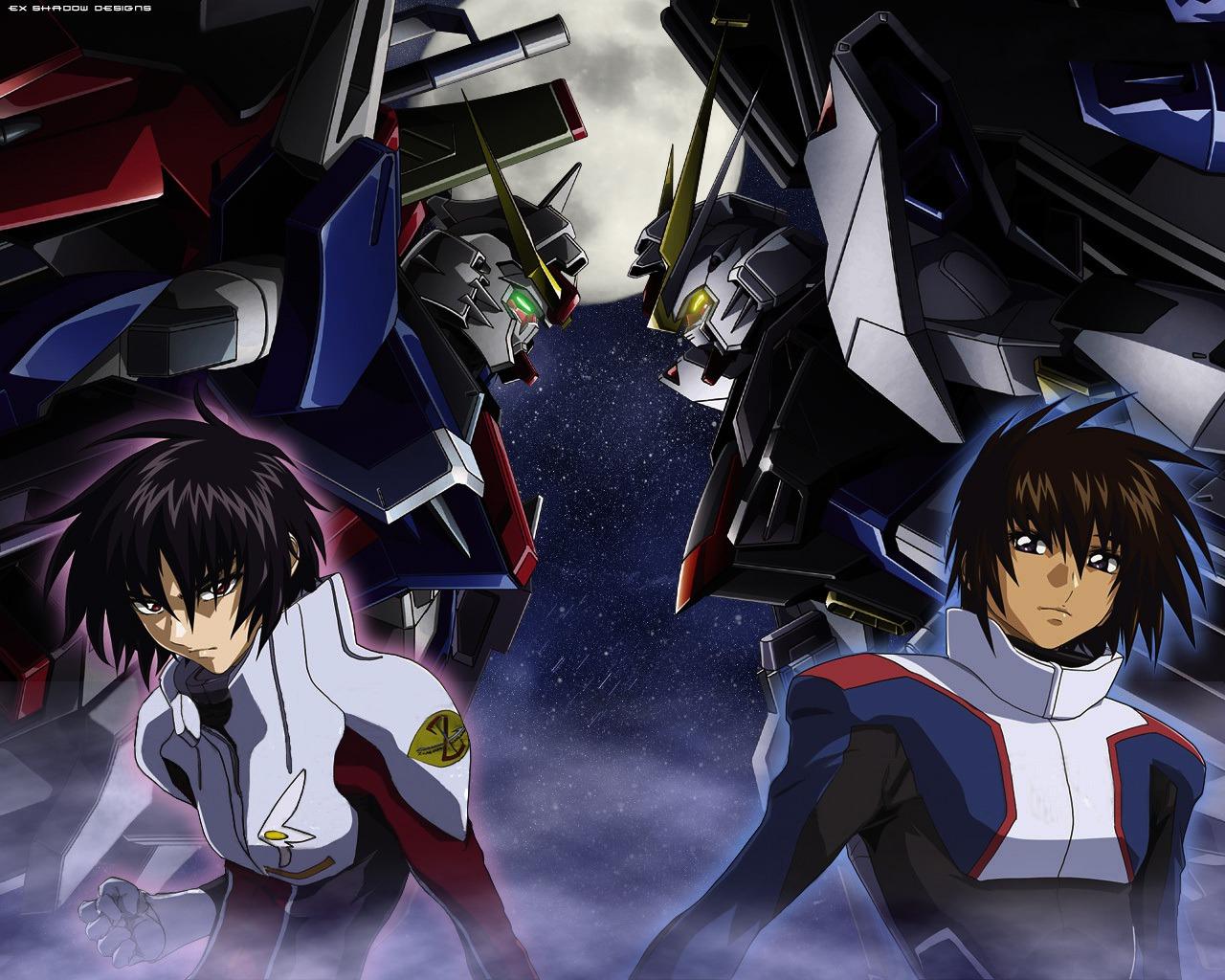 Gundam SEED Destiny   Gundam Seed Destiny Wallpaper 25494125 1280x1024
