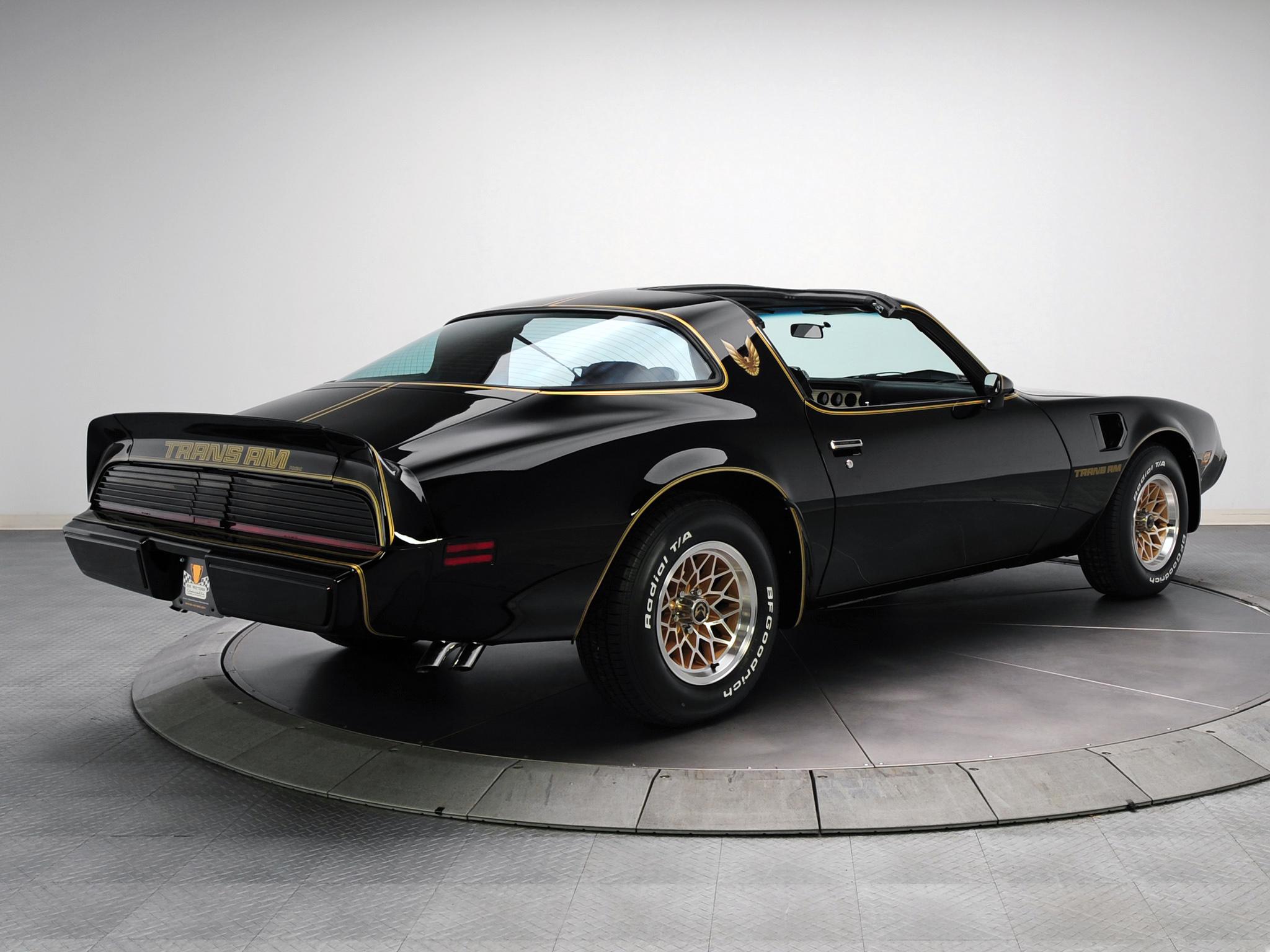 1979 Pontiac Firebird Trans Am T A 6 6 L78 S E muscle classic daytona 2048x1536