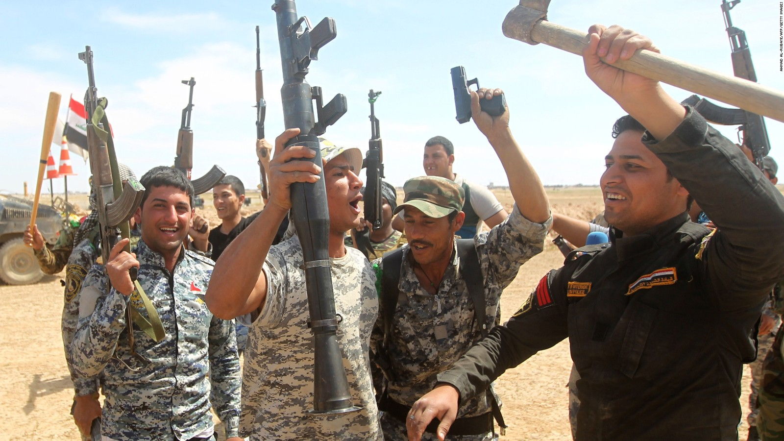 Iraq Parts of Tikrit taken back from ISIS   CNN 1600x900